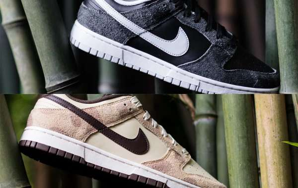 """DH7913-001 Nike Dunk Low """"Zebra"""" and """"Cheetah"""" will be released tomorrow"""